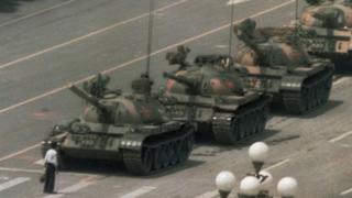 حادثة ميدان تيانانمن في الصين