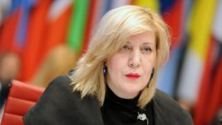 Avropa Şurasının İnsan Hüquqları üzrə komissarı Dunya Mijatovic