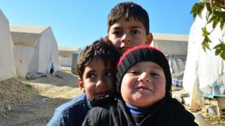 Lincolnshire receives first Syrian refugees