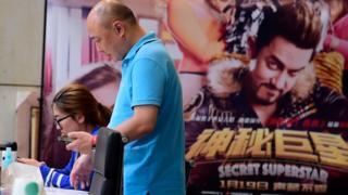 ऐलन ल्यू आमिर खान की दंगल को चीन में लेकर आए.