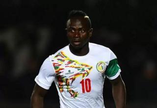 Sadio Mané , 25 ans est récompensé pour ses performances avec Liverpool dont il est devenu un élément essentiel.