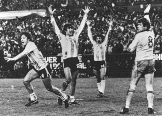 پیروزی آرژانتین در فینال بار دیگر هلند را برای رسیدن به قهرمانی ناکام گذاشت
