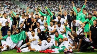 إيران تتأهل رسميا لنهائيات كأس العالم