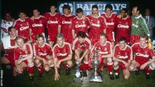 Liverpool iheruka gutwara igikombe ca Premier League mu 1990