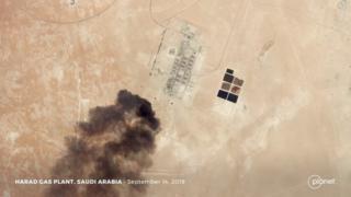 Saudi oil attacks: US says intelligence shows Iran involved