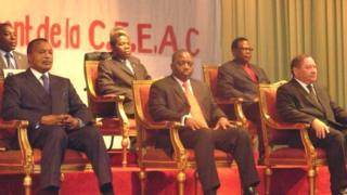 La Communauté Economique des Etats de l'Afrique Centrale (CEEAC) comprend dix Etats membres.
