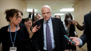 101224070 gettyimages 823649662 - The key moments in John McCain's life