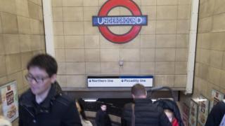 Пассажиры метро в Лондоне дышат более грязным воздухом, чем автомобилисты или пассажиры автобусов