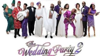 'The Wedding Party 2'