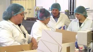 Plas Farm exports frozen yoghurt to Europe