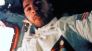 Bill Anders on Apollo 8