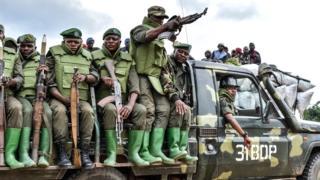 Abasirikare ba Kongo, FARDC