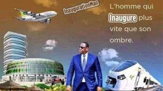 Certains sénégalais se moquent du président Macky Sall sur les réseaux sociaux.