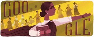 गूगल ने डॉक्टर मुथुलक्ष्मी रेड्डी पर अपना डूडल बनाया है.