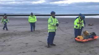 Flint Coastguard Rescue Team