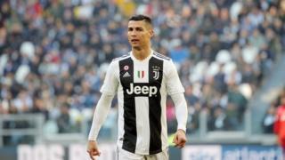 Роналдо је у јулу 2018. прешао из Реала у Јувентус