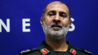 رسول سناییراد معاون سیاسی سپاه پاسداران