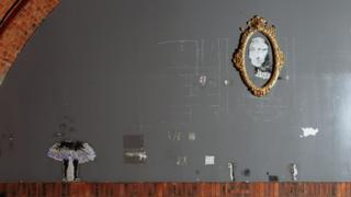 Banksy murals being restored