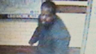 Image of man released by police