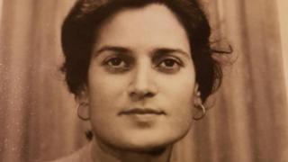 Shukriya Khanum, in an undated image