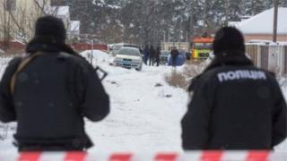 Перестрелка произошла в Княжичах под Киевом