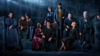 Fantastic Beasts: The Crimes of Grindelwald cast