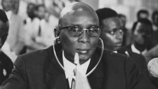 Mfalme Mwambutsa IV wa Burundi