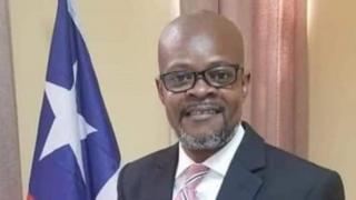 Abraham Darius Dillion nouveau sénateur du Liberty Party
