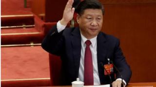 Кытайдын Коммунисттик партиясы Си Цзиньпин