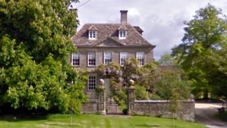 Gifford Hall, Broughton Gifford, Wiltshire