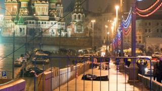 Васильевский спуск 27 февраля 2015 года