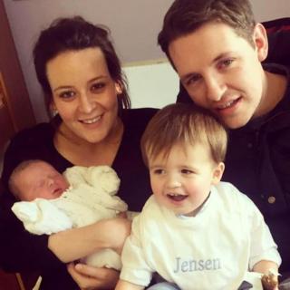 Shelley, Alexander, Lucas and Jensen Jack