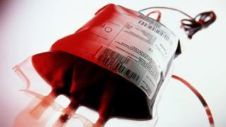 мешок для забора крови