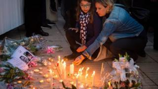 Vigil in Rabat