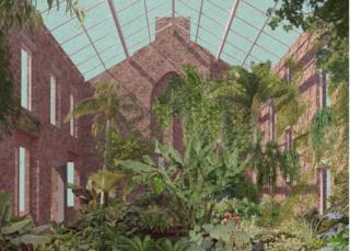 Assemble's Winter Garden plan