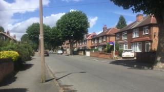 Central Avenue, Beeston