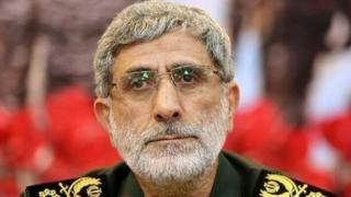 Esmail Qaani, the new leader of Iran's Quds force