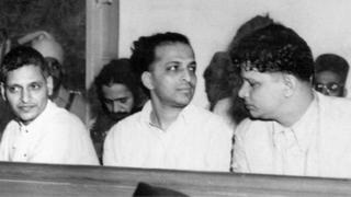 गांधी हत्या, नथुराम गोडसे