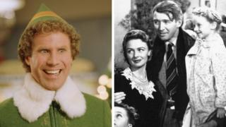 Elf and It's A Wonderful Life