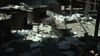 انتحار در مسجد شیعیان در کابل