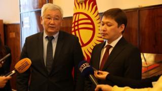 Премьер-министр Бажы кызматынын төрагасы кылып Кубанычбек Кулматовду дайындады.