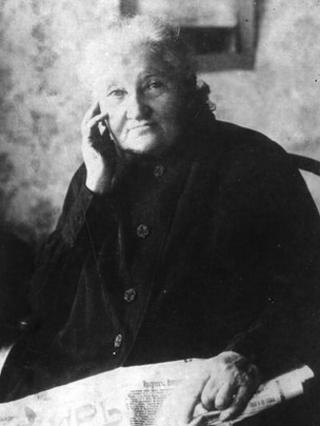 Екатерина Брешковская