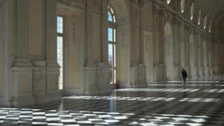 Велика галерея Палацу Венарія