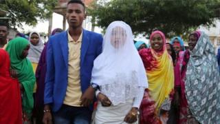 Сомалійські наречені
