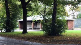 Robertson Park pavilion