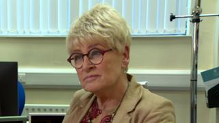 Frances Shiels, 67, from Londonderry was entitled to her state pension in May 2014, years earlier than she would have as a man