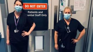 Northern Ireland NI Scrubs has been making scrubs for front-line coronavirus workers
