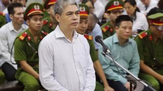 Cựu Chủ tịch Tập đoàn Dầu khí Việt Nam (PVN) Nguyễn Xuân Sơn