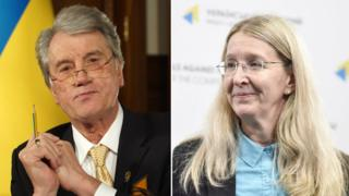 Віктор Ющенко, Уляна Супрун