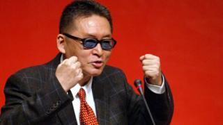 Li Ao in 2005